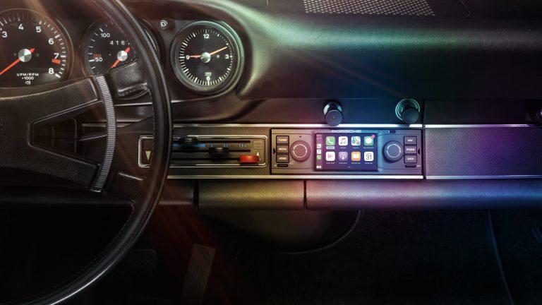 PCCM: CarPlay für Euren alten Porsche