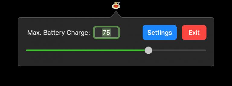 Nutzung am Netzteil: MacBook Akkuladung begrenzen auf 70%