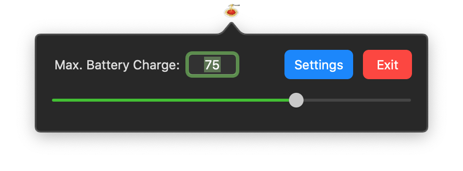 Limit Macbook Battery Charge Aldente