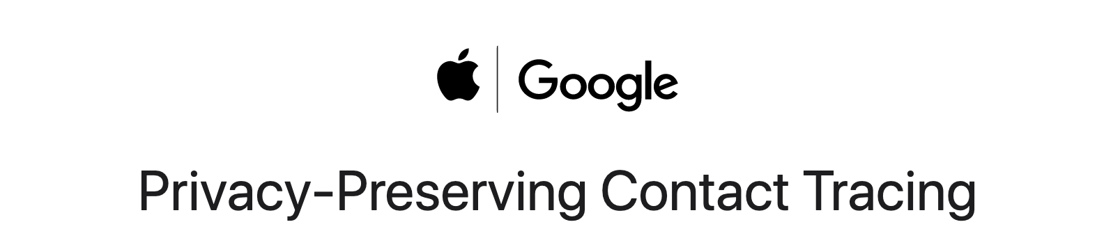 Privacy Preserving Contact Tracing