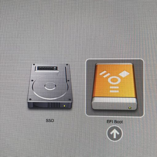 EFI Boot Mac