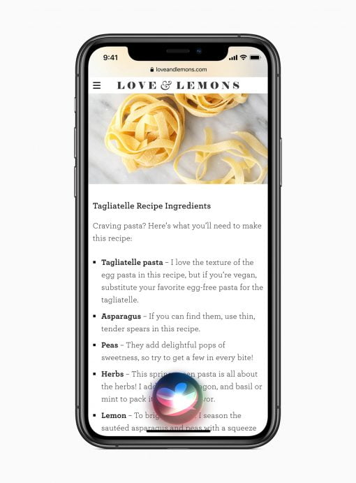 Ios 14 Siri Grafik