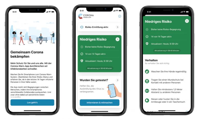 Quellcode für deutsche Corona-Warn-App frei einsehbar, fertig Mitte Juni