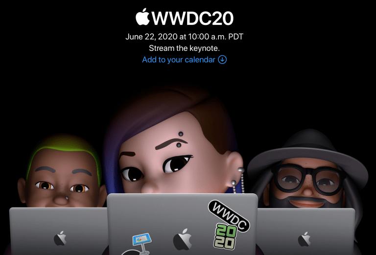 WWDC 2020 wird von Apple auch auf YouTube gestreamt