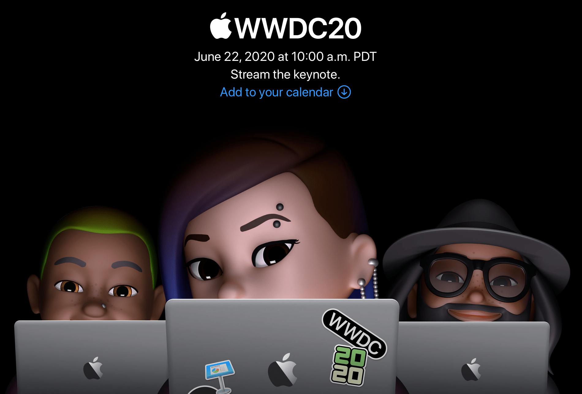 Wwdc 2020 June 22