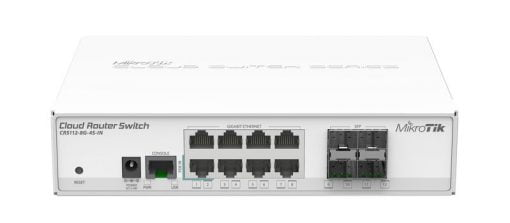 Mikrotik CRS112 8G 4S IN SFP Switch