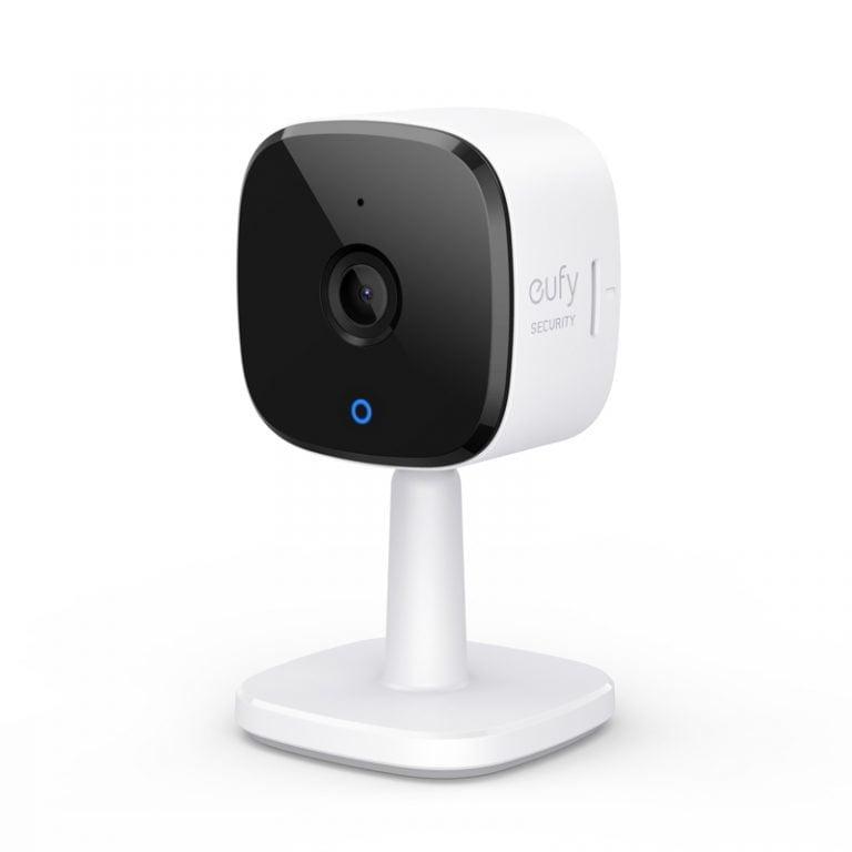Zwei günstige HomeKit Kameras von Eufy für drinnen