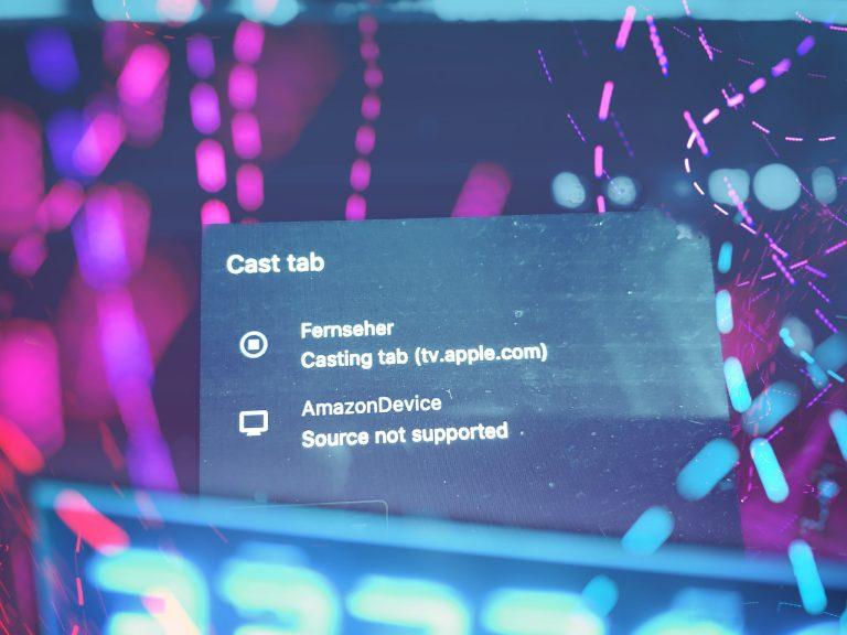 Wie Apple TV+ auf Android TV Fernseher streamen?