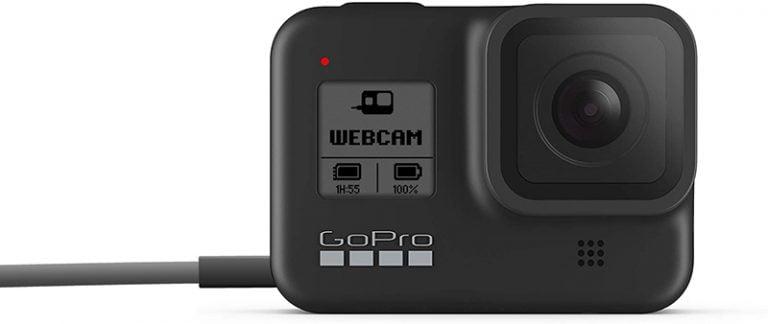 GoPro Hero8 Black als Webcam am Mac nutzen