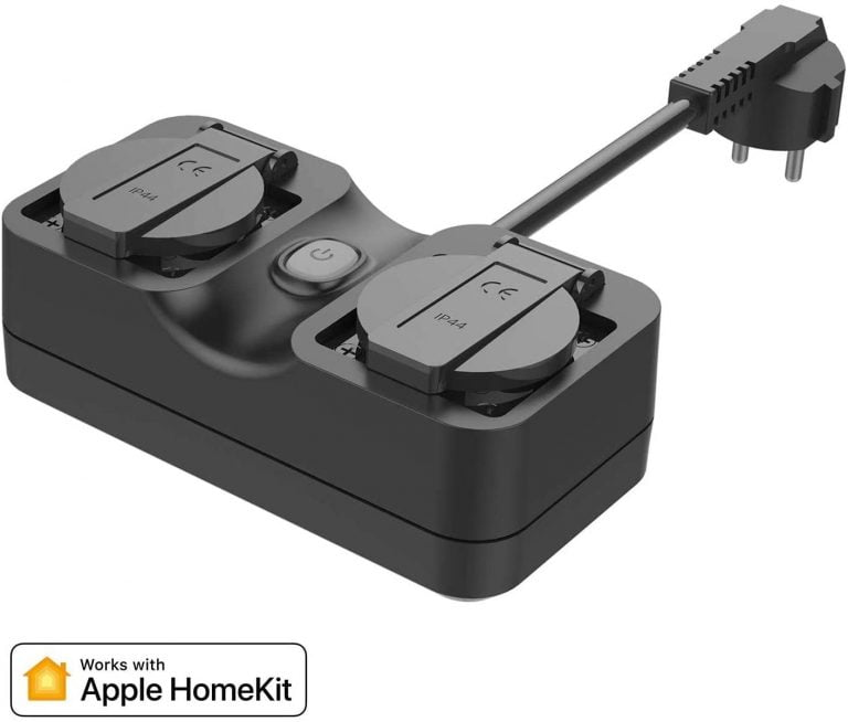 Meross HomeKit Produkte: Steckdosen, Schalter und Garagentoröffner