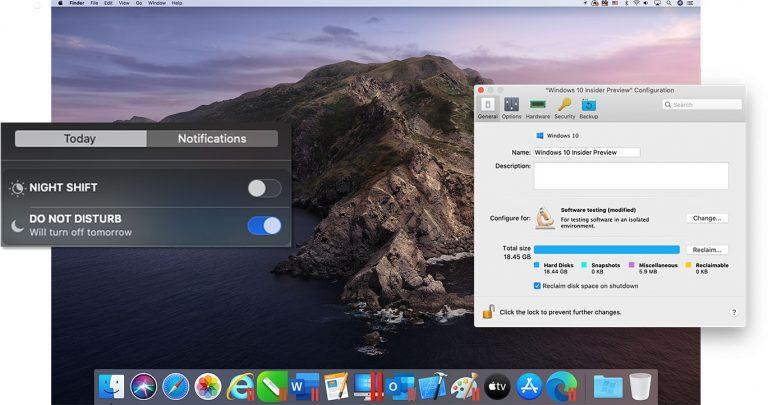 Parallels Desktop 16 bereits mit macOS Big Sur kompatibel