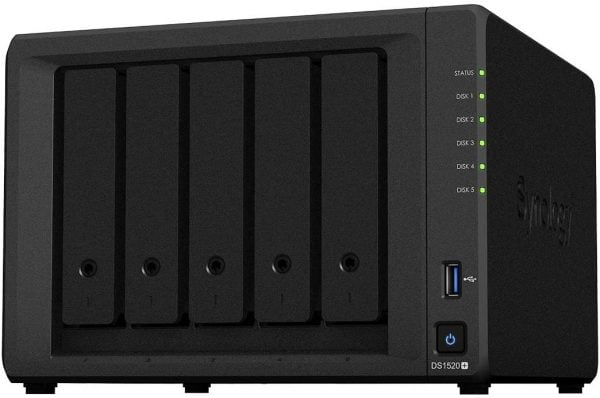 Synology DS1520 NAS