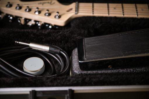 Vodafone Curve GPS Tracker Gitarre
