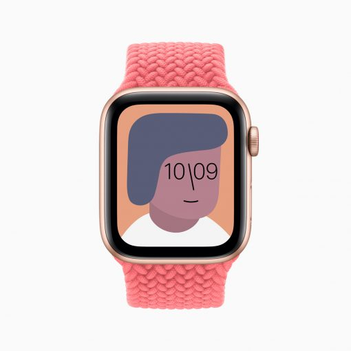 Apple Watch SE Artist Watchface