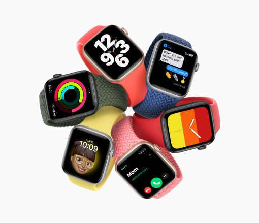 Apple Watch SE Portfolio