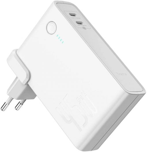 Baseues 2 in 1 Netzteil Powerbank