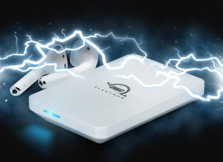 OWC Envoy Pro Elektron USB 3.2 Gen 2 SSD