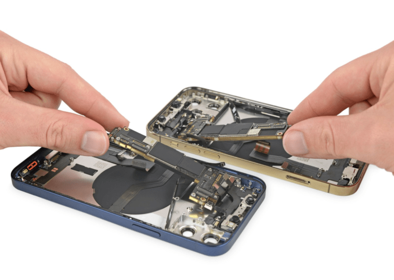 iPhone 12 und 12 Pro nahezu baugleich