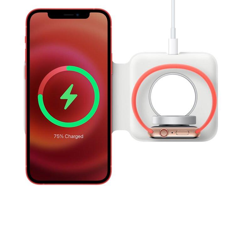 Apples MagSafe Duo Charger schafft keine 15 Watt Ladeleistung