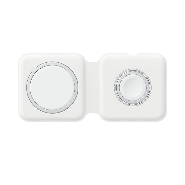 MagSafe Duo Lader für iPhone und Apple Watch verfügbar